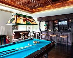 stained glass pool table lights custom made light lamp simple free lig