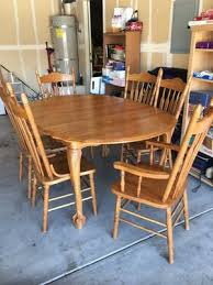 claw feet oak 6 seats 250 for in tulare ca