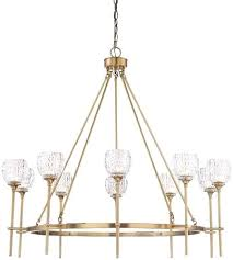 10 light chandelier savoy house 1 garland light inch warm brass chandelier ceiling light dortch 10 10 light chandelier