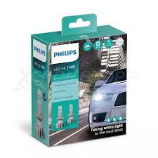 Светодиодные <b>лампы</b> H7 <b>Philips Ultinon Pro5000</b> LED HL ...