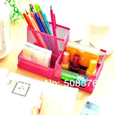 colorful office accessories. Perfect Office Colorful Desk Accessories Office Beautiful In  On Colorful Office Accessories L
