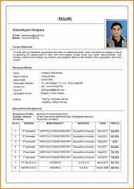 Simple Resume Format In Word Stunning Best Cv Format Word Documentsimple Cv Format In Word Mayotte