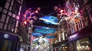 Christmas Lights St Albans 2018 Newsflare The Carnaby Street Christmas Lights Switch On