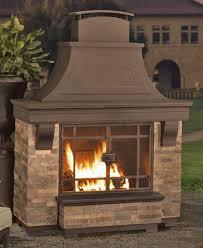 montana outdoor wood burning fireplace sunjoy jasper