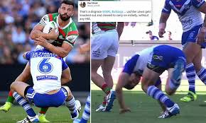 Lisa murkowski of alaska is the only republican who has endorsed the proposal named after the late civil rights leader and lawmaker. Fans And Commentators Slam Canterbury Bulldogs For Keeping Concussed Lachlan Lewis On Field Daily Mail Online