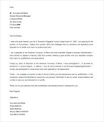 Free Word Cover Letter Template Word Cover Letter Template Free
