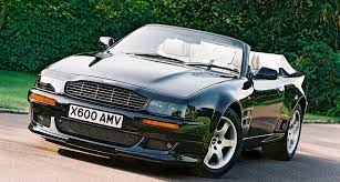 Aston Martin V8 Vantage Volante Special Edition Klassische Alternative Classic Driver Magazine