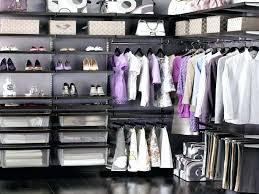 clothing storage ideas impressive closet clothes shoe within popular for studio apartments