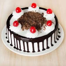 Eg2i Gurgaonfloristeg2i Black Sweet Cherry Forest Cake 55 Inch