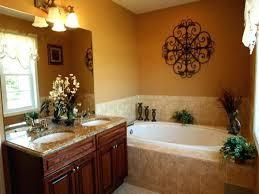 decorate bathroom make a large