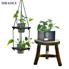 wall hanging vase flower metal vase flower planter hanging vase container metal wall hanging flower pot wall hanging vase