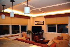 cove ceiling lighting. Cove Light Ceiling Living Room Contemporary With  Lights Lighting .