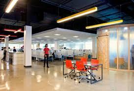 open office ceiling decoration idea. AOL Offices By Studio O+A Open Office Ceiling Decoration Idea