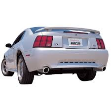 Borla 14834 Mustang Cat-Back Touring GT 99-04/ Mach 1 03-04