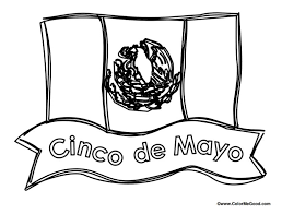 Small Picture Cinco de Mayo Coloring Pages That Are Free to Print