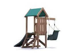 toddler climbing frame baby swing set kids small slide playhouse uk microfort