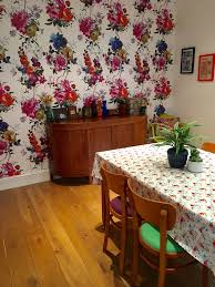 Designers Guild Amrapali Wallpaper A Fabulous Floral Wall With Our Amrapali Wallpaper