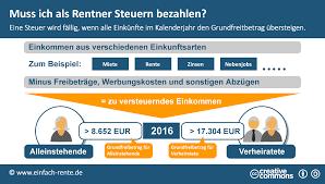 Steuern für, rentner : So viel müssen Sie in Zukunft zahlen