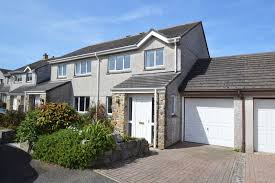 Sold 3 Bedroom Semi Detached House For Sale In Hendras Parc, Carbis Bay,  Cornwall