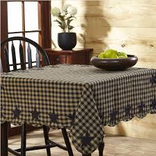 Primitive Tablecloth  Jubilee Homespun ProjectsTablecloths Country Style