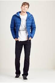 mens true religion royal blue down jacket true religion men jackets r69z7416