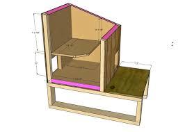 amazing of diy cat house plans diy outdoor cat house plans inspirational 85 best cat porches images