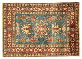 blue brown area rug handmade heritage timeless traditional blue brown wool
