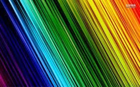 Abstract Neon Lines Wallpaper - Novocom.top
