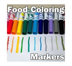 Food Coloring Markers 5 Steps With Pictures