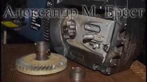 Как починить <b>электропилу</b>  Останавливается под нагрузкой ...