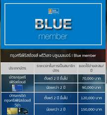สอบถามเงื่อนไข first choice blue member - Pantip
