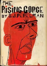 the rising gorge by s j perelman cover art by ben shahn 1961 vine book coversbook