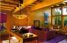 Modern Mexican Style Interior Design. View by size: 1442x924 ...