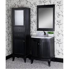single sink traditional bathroom vanities. Classic Inch Traditional Single Sink Bathroom Vanity Matte Black Finish Vanities V