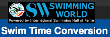 Convert Swimming Times Get 10 Off Your Order Today Only