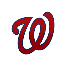 Washington Nationals W Logo transparent PNG - StickPNG