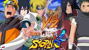 Naruto vs Minato (Page 2) - Line.17QQ.com