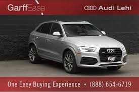 audi q 3 2018.  2018 new 2018 audi q3 20t premium plus to audi q 3