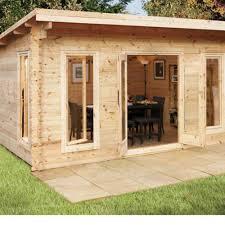 summer house office. Exellent Office Mendip Log Cabin 50m X 40m Summerhouse Office Studio Garden Room  Retreat Inside Summer House Office V