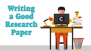 write a good research paper how to write a research paper writing scientific term papers