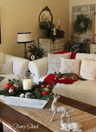 Christmas Living Room Decorating Ideas Fascinating Enhance Your Living Room This Christmas Like Never Before With These
