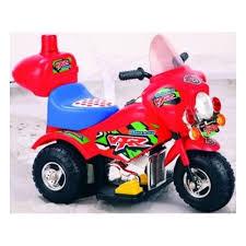 Электромотоцикл <b>Наша Игрушка</b> Турне, <b>красный</b> — купить в ...