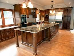 Angled Kitchen Island Designs homeinteriors7