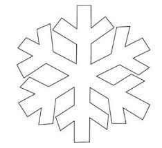 Blank Snowflake Template 12 Free Printable Snowflake Templates Utemplates
