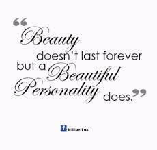 Beautiful Personality Quotes