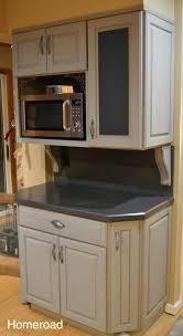 Homeroad Chalk Painted Kitchen Cabinets Kitchen Sink Repair