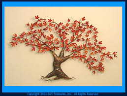 custom maple tree by max howard metal wall art sculpture on custom metal wall sculptures with custom maple tree metal wall sculpture by max howard
