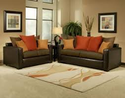 allure furniture. Allure Chocolate Sofa And Loveseat Package By Comfort Industries LA Furniture Center