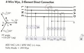 i need help a current transformer diagram would it be a problem if all three cts where wired the opposite way as shown