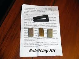 ceiling fan weights ceiling fan balancing kit hunter harbor breeze universal ceiling fan balancing kit canadian
